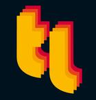 Medium transport logistic logo rgb