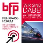 Bfp Forum 2019 Wir Sind Dabei V1  2